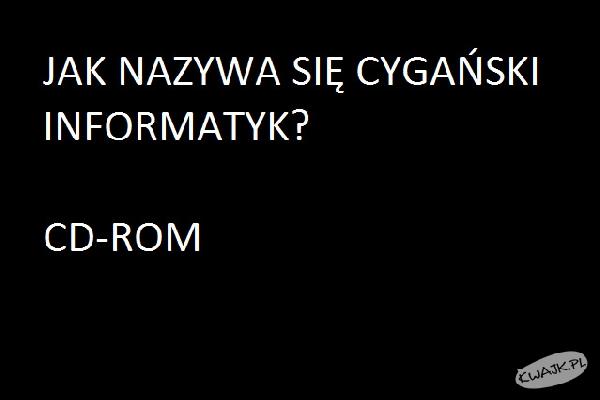 Cygański informatyk