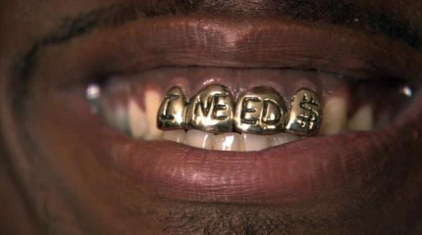 Potrzebuję $ - sprzedam złote zęby