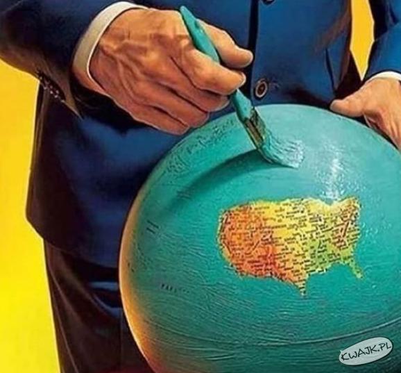 Jak Amerykanie widzą świat