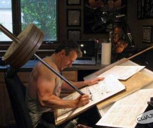 Ciężkie życie architekta