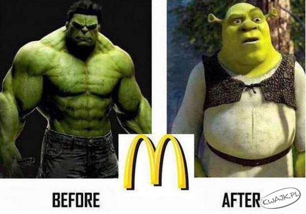 Działanie McDonald's