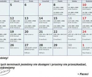 Kalendarz kibica