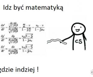 Matematyka gdzie indziej