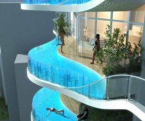 Chcę taki balkon!