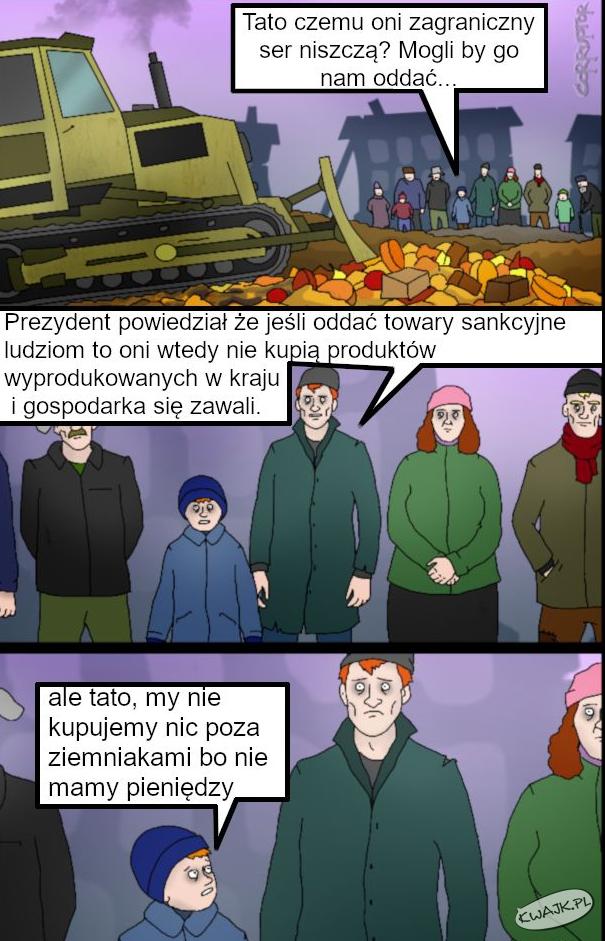 Obywatele kontra rządowe sankcje
