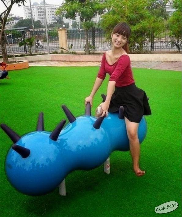 Nowa zabawka w Chinach ;)