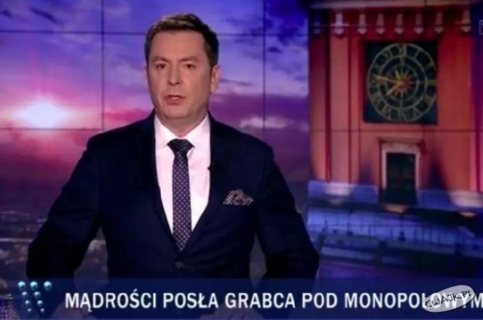 """Mądrości """"Wiadomości"""" TVP"""