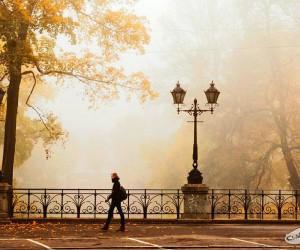 Jesień idzie...