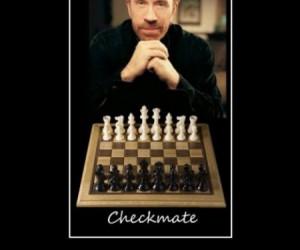 Chuck i mat