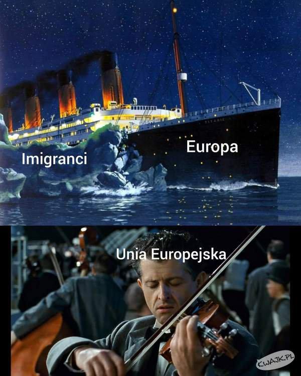 Jak w Brukseli rozwiązuje się problemy...