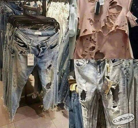 Aktualna moda...