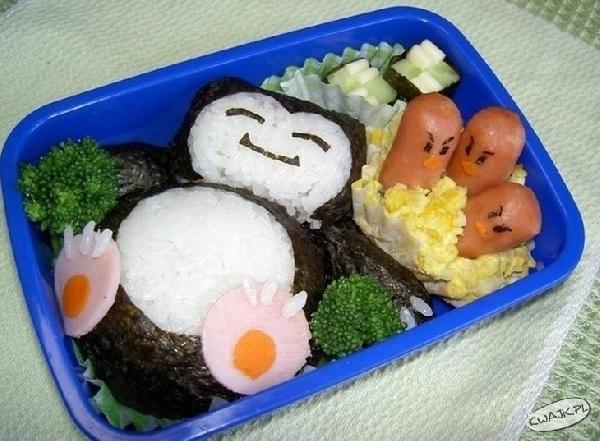 Czy zjadłbyś coś tak pięknego?