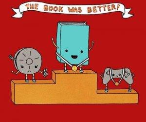 Książka zawsze lepsza