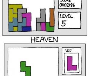 Tetrisowe piekło