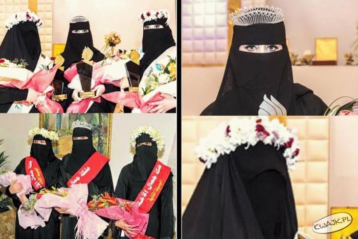 Wybory miss Arabii Saudyjskiej