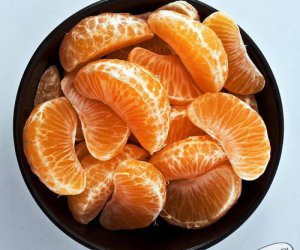 mandarynki to zapach świąt