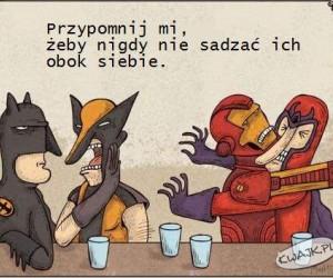 Magneto i Iron Man