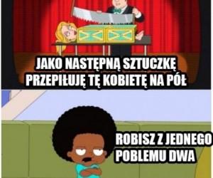 Dwa problemy :)