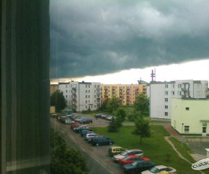 Gradowa chmura