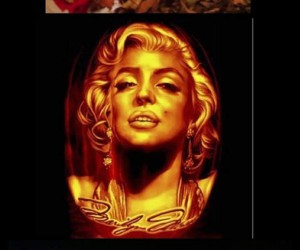 Halloween'owe dzieła sztuki
