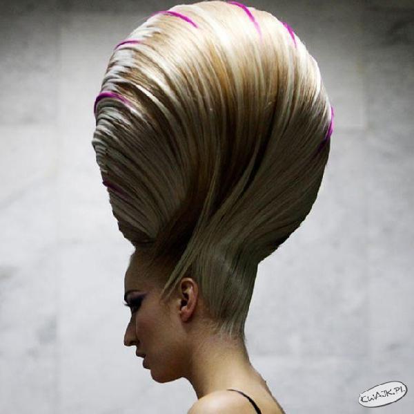 Burza włosów