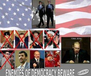 Wrogowie demokracji