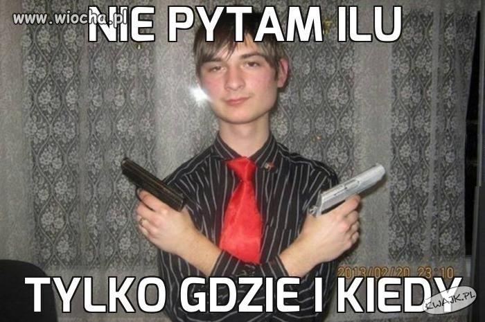 Rosyjski gangster