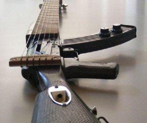 Karabin czy gitara?