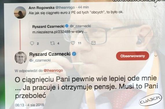 Ryszard Czarnego... power! ;-)