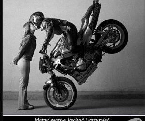 Motor i kobieta