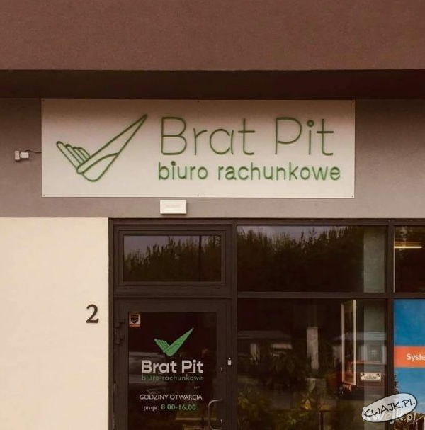 Brat Pit ;)