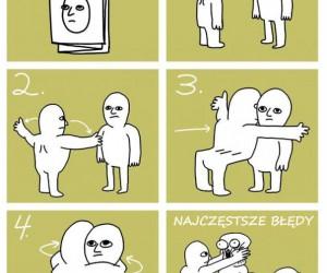 Jak przytulają się faceci