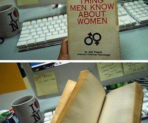 Wszystko, co mężczyźni wiedzą o kobietach