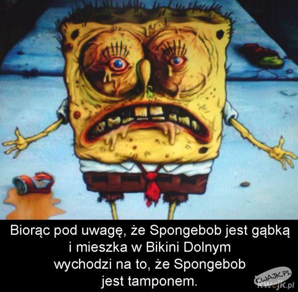 Spongebob ;)