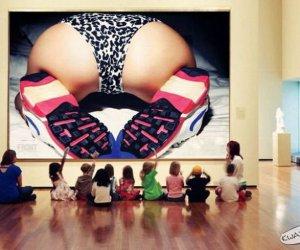 Zgadnijcie drogie dzieci, co jest na tym obrazku?