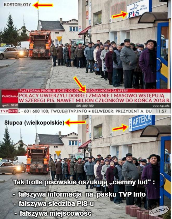 """Tak się robi """"fake news"""" w TVP Info"""