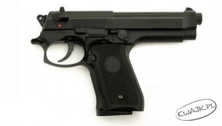 Pistolet samobójcy - a tak, żeby mu się łatwiej strzelało