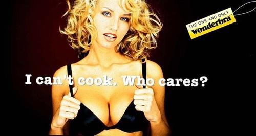 Kogo obchodzi to, że nie umiem gotować?