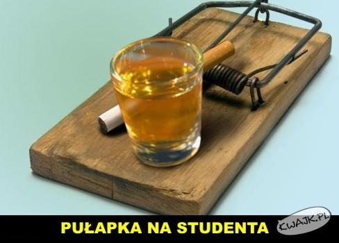 Uważaj studencie