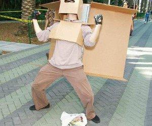 Człowiek Karton