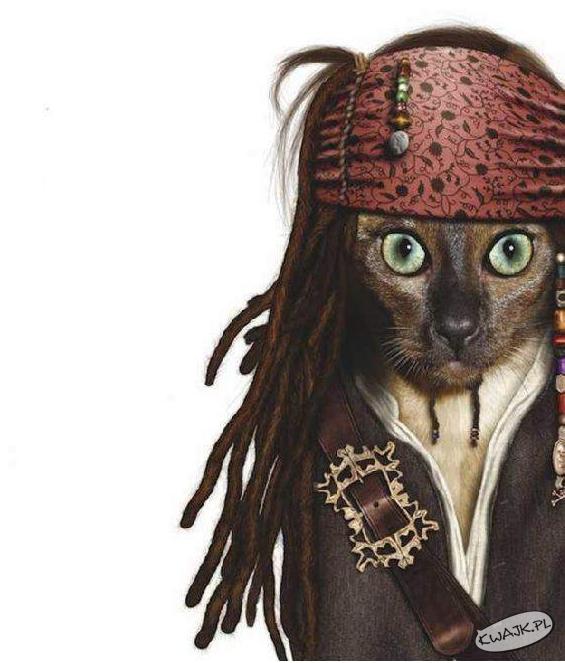 Pirat z Karaibów