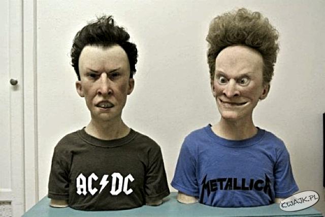 ButtHead and Beavis