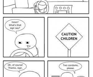 Uwaga dzieci