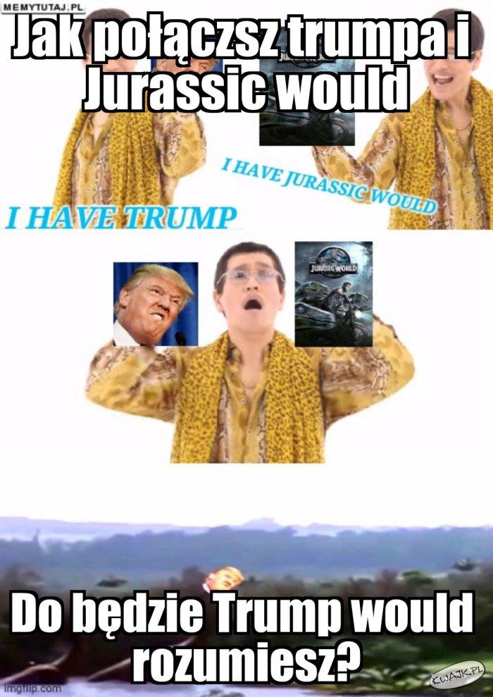 Nowy Jurassic Park