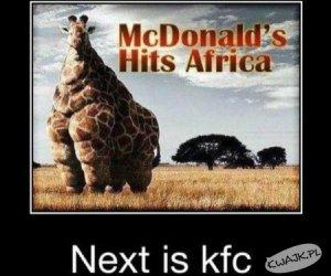 KFC bedzie następne