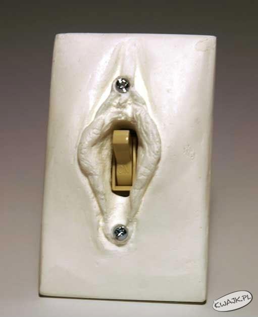 Dziura do przełącznika