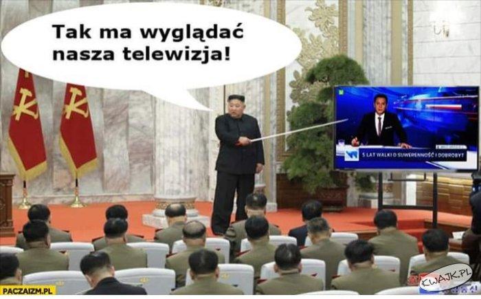 Tak ma wyglądać nasza telewizja