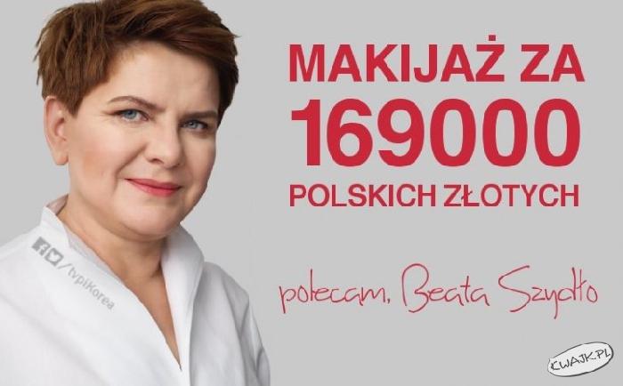 Polecam, Beata Szydło
