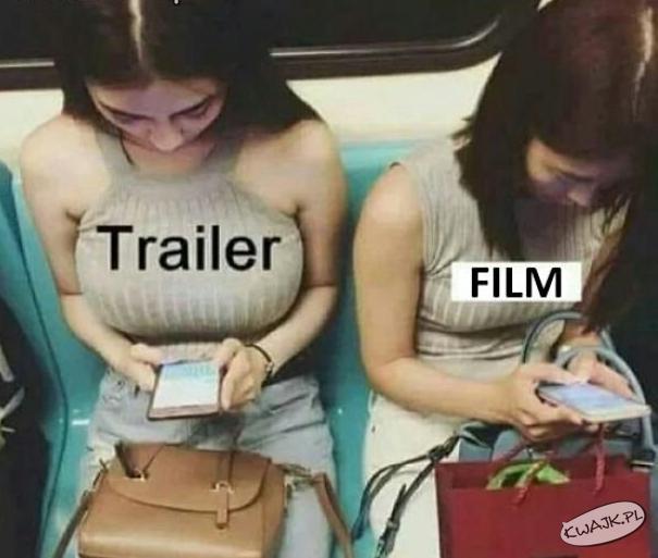 Trailer vs .film