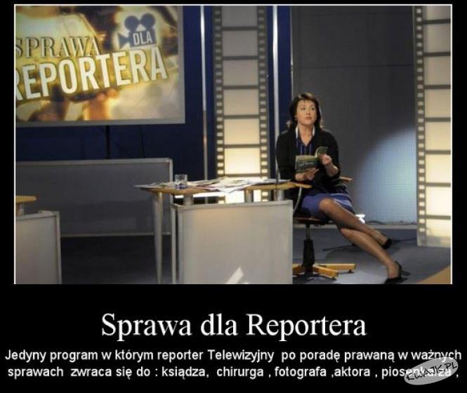 Sprawa dla reportera